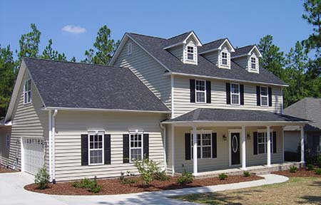 New Home Construction in Pinehurst NC