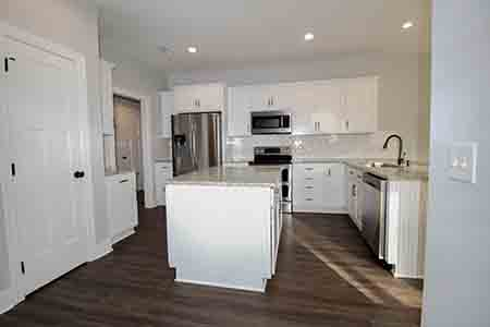 kitchen planning, Making New Home Construction Less Stressful