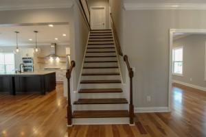 Stairwell-Vass-NC-Custom-Home